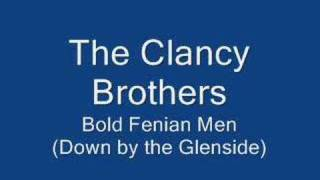 clancy brothers bold fenian men