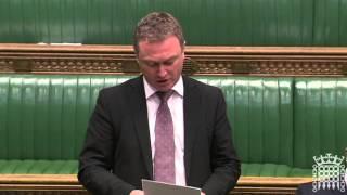 Steve Reed MP - Education Reform Debate - 16th January 2013