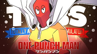 ONE PUNCH MAN TABS - Totally Accurate Battle Simulator
