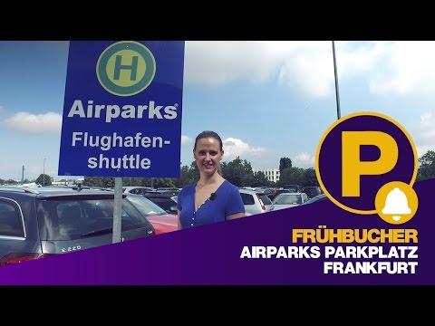 FRÜHBUCHER Airparks Parkplatz Frankfurt - Parken Flughafen Frankfurt