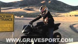 Graves Motorsports WORKS R1 - Bill Dixon Motorcycle Drift
