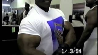 Ронни Коулмэн 30 лет Ronnie Coleman 30 years old
