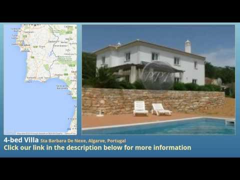 4-bed Villa for Sale in Sta Barbara De Nexe, Algarve, Portugal on portugueselife.biz