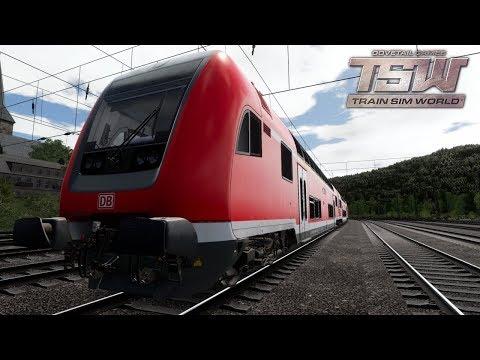 DB BR 767pbzfa Introduction (cab car) - Train Sim World  