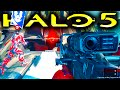 HALO 5 Gameplay | COLISEUM CTF | Exclusive 1080p 60fps (Halo 5: Guardians Arena Gameplay)
