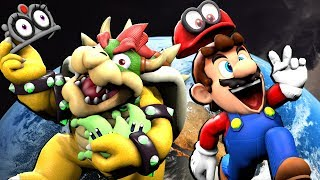 Cappy and Mario are back for another Odyssey adventure! This time t...