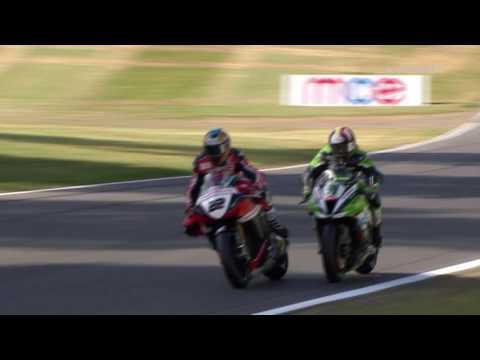 MCE BSB – R7 Brands Hatch Race 2 Highlights