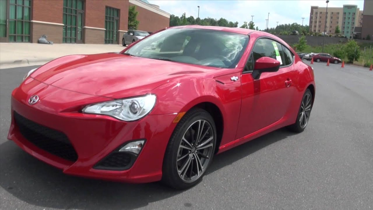 scion fr s charlotte nc first look at scott clarks toyota youtube. Black Bedroom Furniture Sets. Home Design Ideas