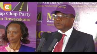 President Kenyatta's adviser ditches Jubilee