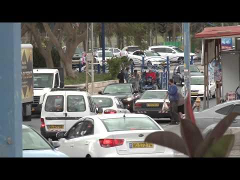 Rocket City, Sderot