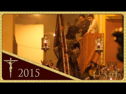 Nuestro Padre Jesús Nazareno  - Hermandad del Silencio (Semana Santa Sevilla 2015)