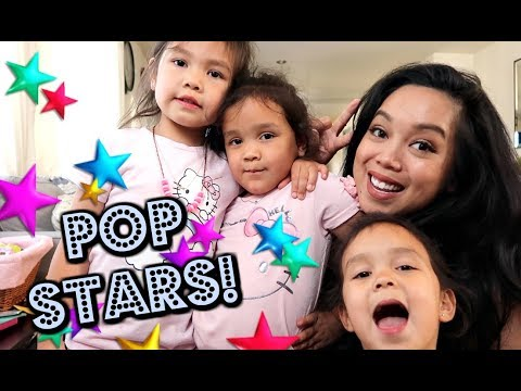 They Think They're REAL POP STARS! -  ItsJudysLife Vlogs