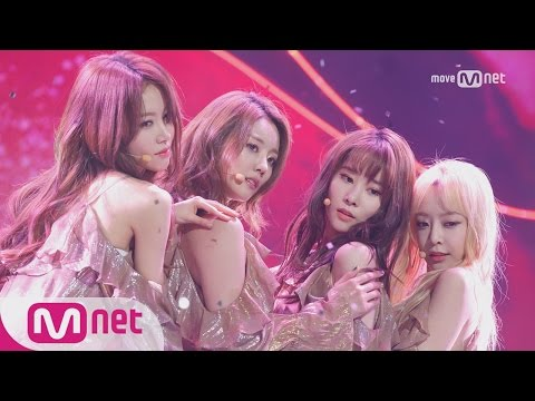 [MelodyDay - Kiss on the lips] Comeback Stage | M COUNTDOWN 170216 EP.511