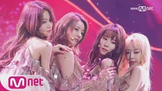 MelodyDay Kiss on the lips Comeback Stage M COUNTDOWN 170216 EP 511