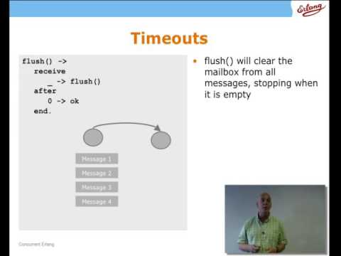 Concurrent Erlang II by Simon Thompson | 7/13 of Erlang Express Course