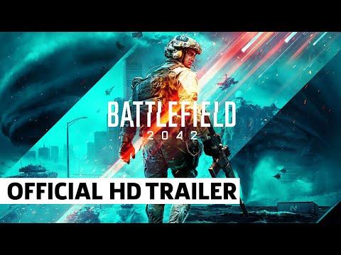 Battlefield 2042 Reveal Trailer Premiere