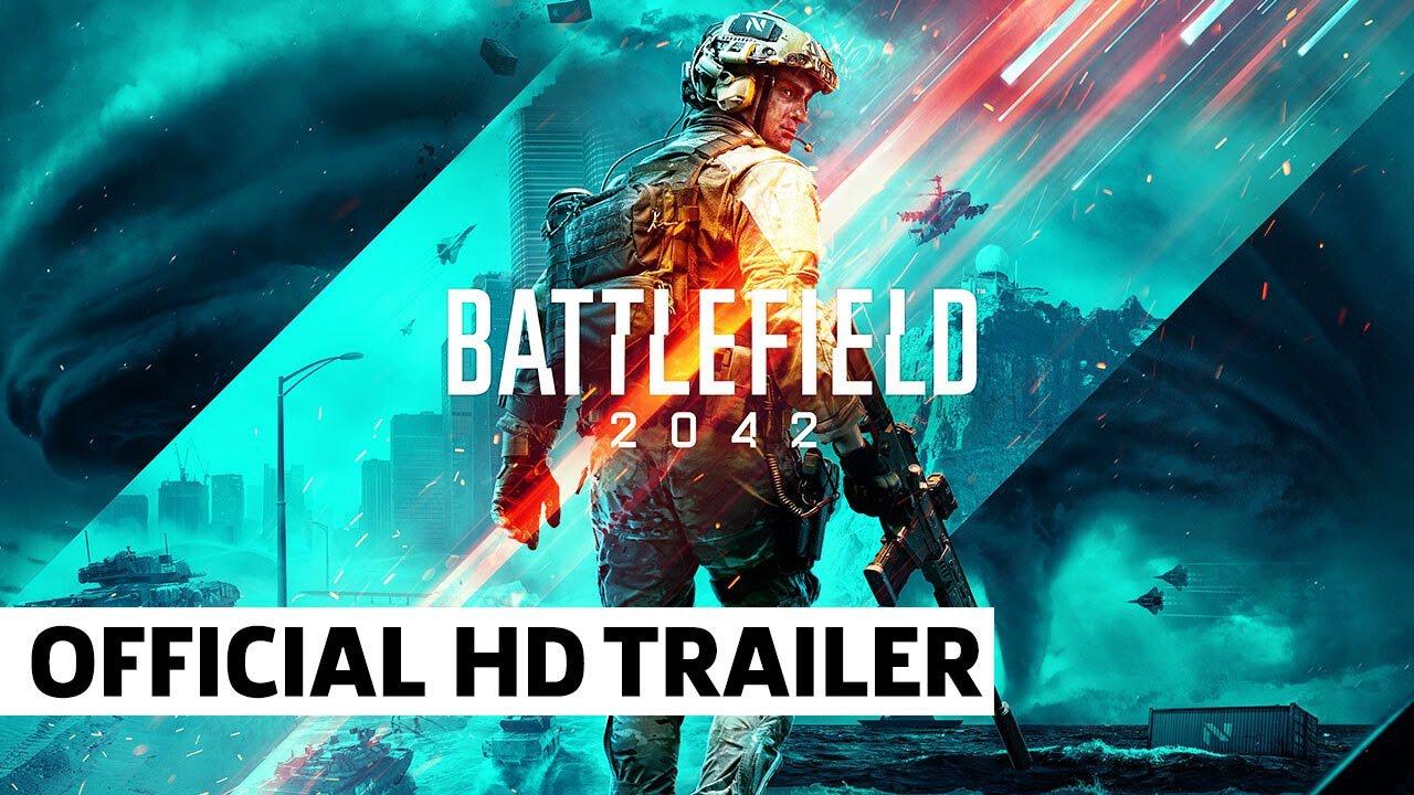 Download Battlefield 2042 Reveal Trailer Premiere