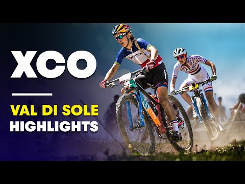 The Most Dramatic Finish Of XCO Racing | UCI Val Di Sole XCO Highlights 2019