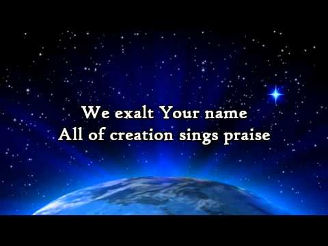 Kari Jobe - We Exalt Your Name (Lyrics)