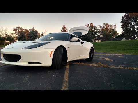 One Year Review Lotus Evora