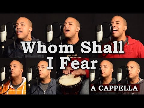 Whom Shall I Fear (The God of Angel Armies)