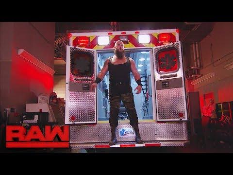 Braun Strowman returns to attack and...