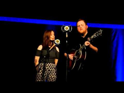 Gavin James & Orla Gartland duet // Emergent Sounds Cologne 1st of February 2016