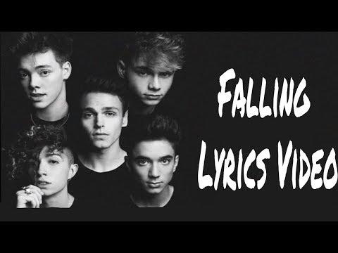 Why Don't We - Falling (Lyrics Video)