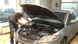 Как помыть двигатель и не