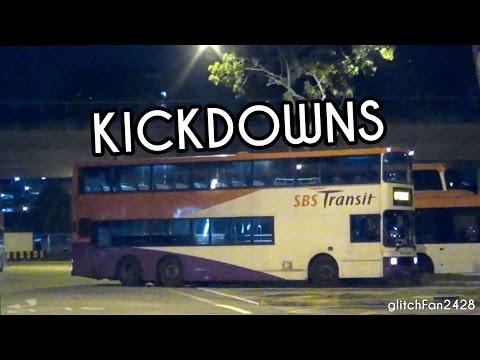 [SBST] (Retired) ZF Kickdowns - SBS9631X On Service 12 - Volvo Olympian Batch Three (Part 2 Of 2)