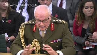 Defence Committee question the Defence Secretary and CGS on Army 2020