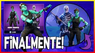 COME OTTENERE LE SKIN DI HALLOWEEN!! Fortnite Battle Royale