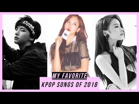 My Favorite K-POP Songs of 2018  TOP 60