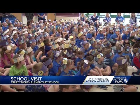 School Visit: Trinity North Elementary School