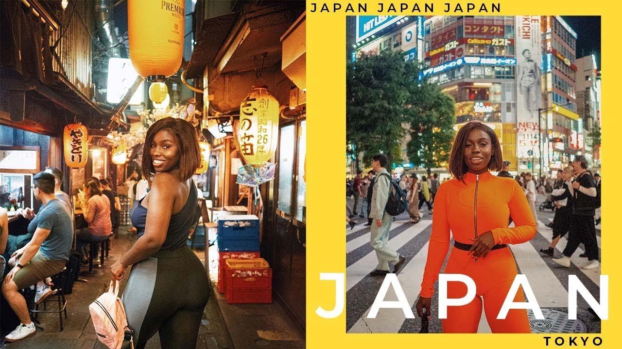FIRST TIME IN JAPAN | Tokyo Travel Vlog (Part 1)