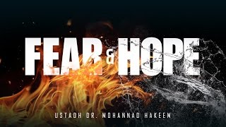 Do You Love Or Fear Allah? ᴴᴰ ┇ Thought Provoking┇ by Ustadh Dr. Mohannad Hakeem ┇ TDR Production ┇