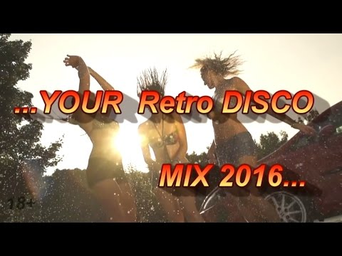 THE GREATEST 80's/90's RETRO HD DISCO HITS ON MIX - Vol.2