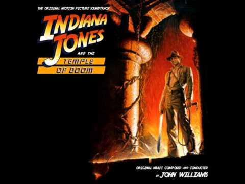 Indiana Jones And The Temple Of Doom Original Soundtrack - 22 End Credits
