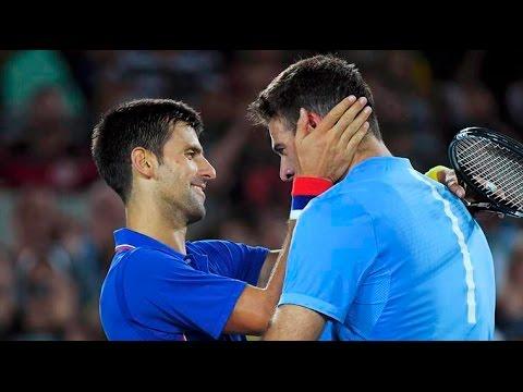 Del Potro Vs Djokovic 1st Round Rio
