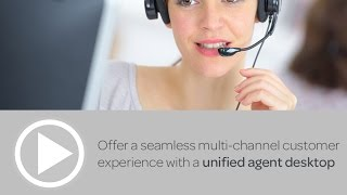 mplsystems' Unified Agent Desktop