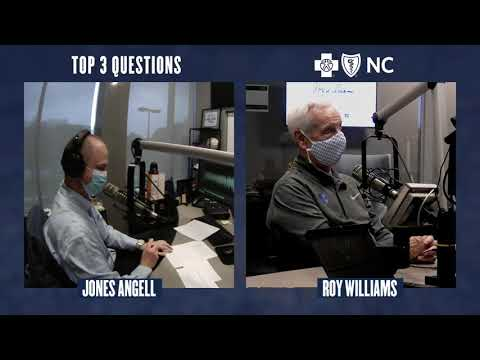 Roy Williams Show - Recapping the 2-0 week, listener questions, Tyler Hansbrough