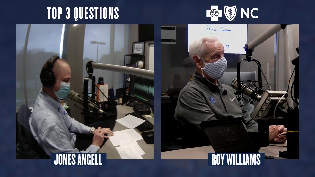 Video: Roy Williams Show - Recapping the 2-0 week, listener questions, Tyler Hansbrough