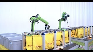FANUC America Supports Blessings in a Backpack at PACK EXPO Las Vegas