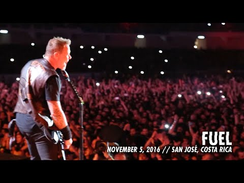 Metallica: Fuel (San José, Costa Rica - November 5, 2016)