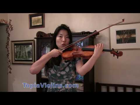 How to Use the Carl Flesch Scales for Violin