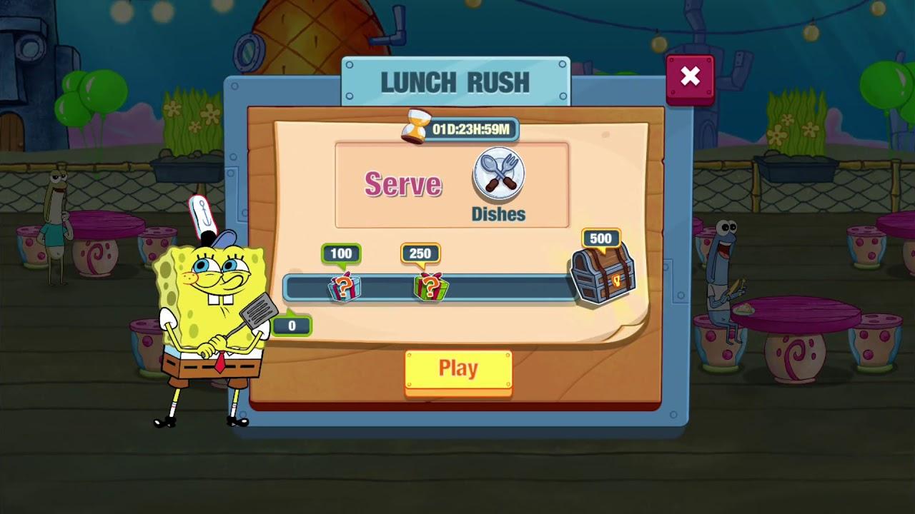 New spongebob - Gameplay part 01 - YouTube