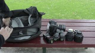 Lowepro Pro Messenger 200AW -- worlds first hands on review