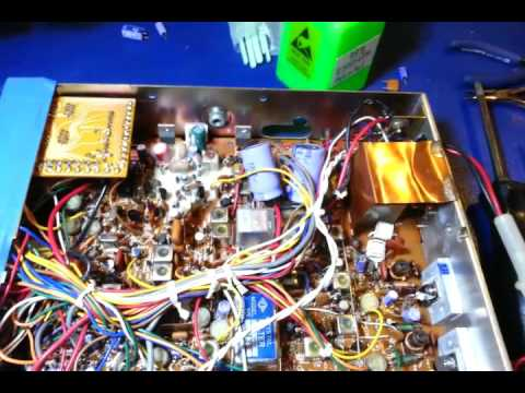 Kenwood TS-140S Capacitor Replacement Kit