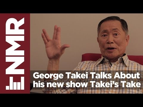 George Takei | Takei's Take | NMR Interview