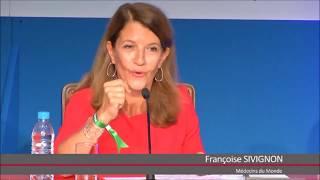 La France des cinq prochaines années - intervention de Françoise Sivignon